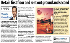 Retain First Floor And Rent Out Ground And Second