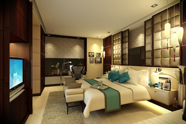 Couples Bedroom Can Have Light And Bright Colours On Wall Which Help To Create Better Understanding Among Partners