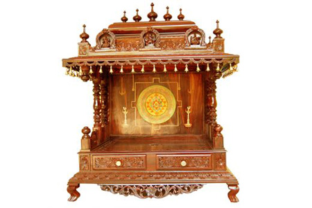 ... pooja room. Vastu consultation of pooja room involves thorough